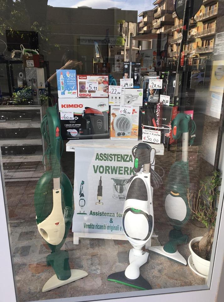 Commercializzazione elettrodomestici Elettro - Store