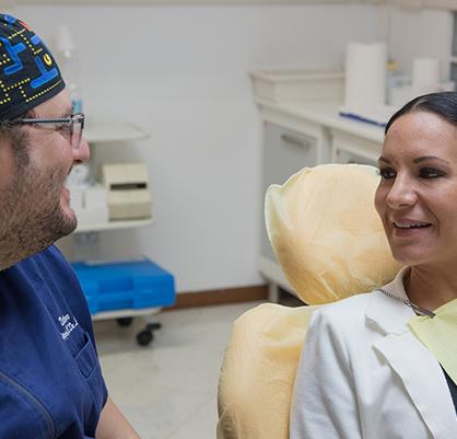 Estetica del sorriso Studio Odontoiatrico Associato Annecchini - D'Alimonte