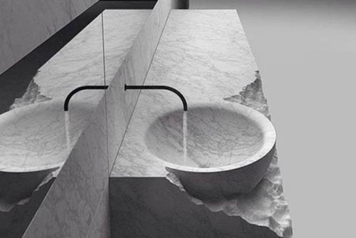 manufatti in marmo per interni Torgiano Perugia