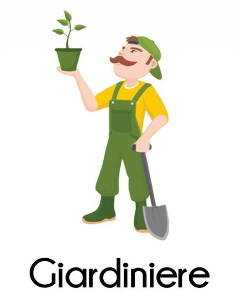 giardiniere Pescara