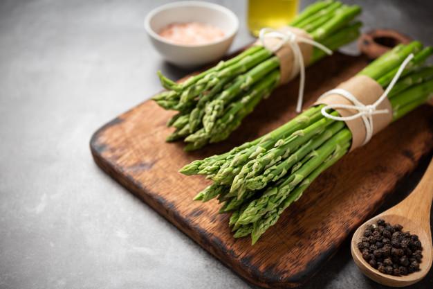 produzione e vendita asparagi a Torino