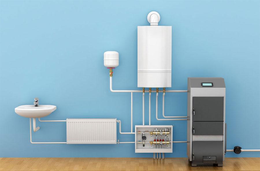 impianti di riscaldamento a pompa di calore