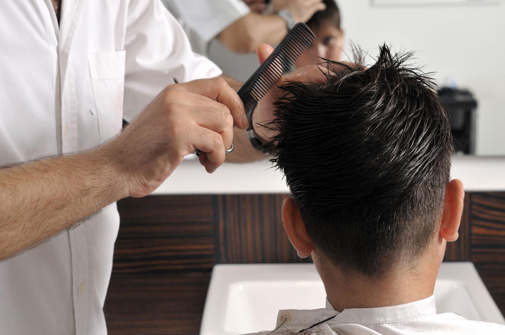 Salone parrucchiere per uomo Zimbari Parrucchieri