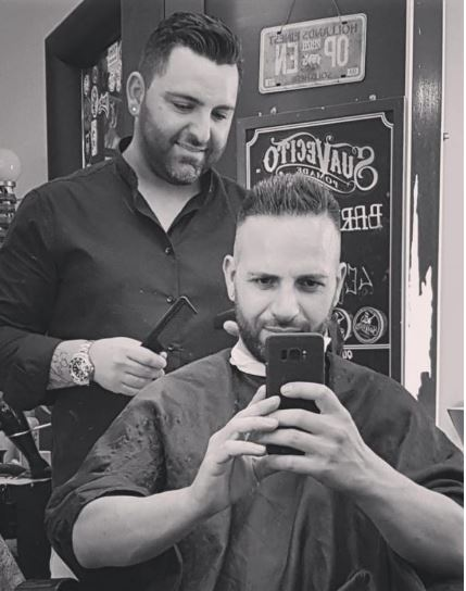 Taglio corto uomo Zimbari Parrucchieri