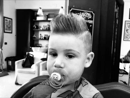 Taglio a spazzola bambino Zimbari Parrucchieri