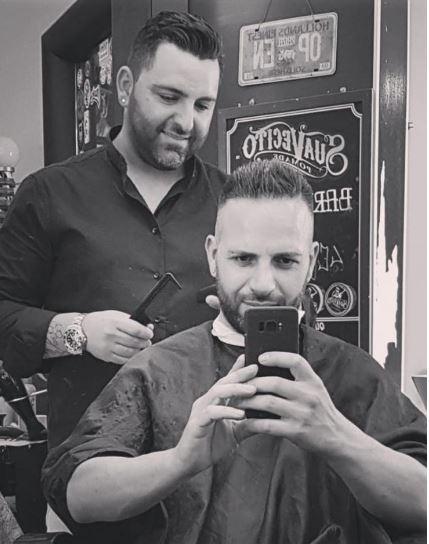 Servizio modellatura barba Zimbari Parrucchieri
