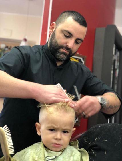 Taglio e piega bambini