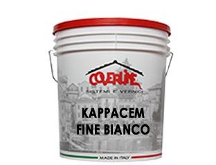 kappacem fine bianco fm building arezzo