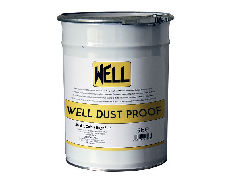 well dust proof fm building arezzo