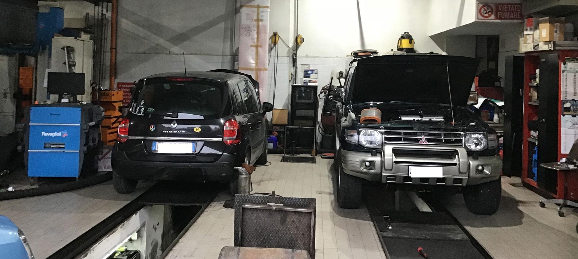 Manutenzione ordinaria e straordinaria auto Autofficina Orsi
