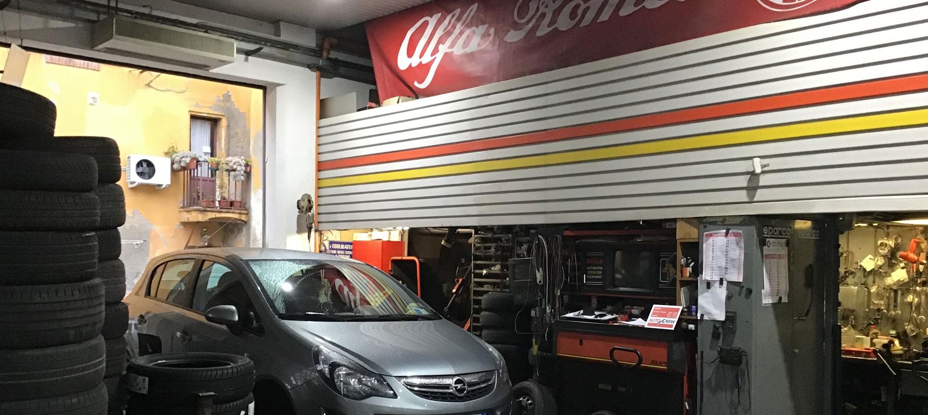 Autofficina Orsi Assistenza veicoli di tutte le marche