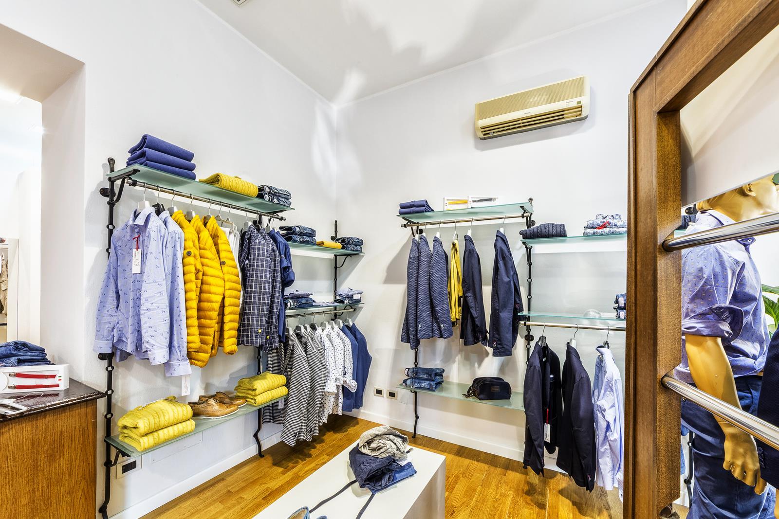 abbigliamento uomo made in italy Cagliari