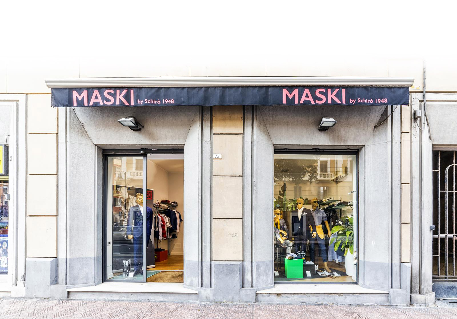 Maski by Schirò Cagliari