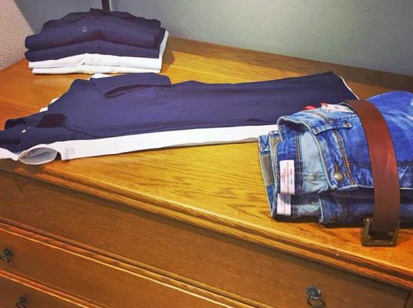 vendita abbigliamento uomo Cagliari