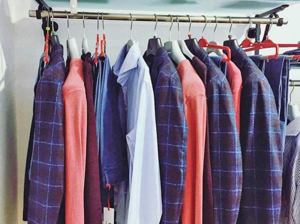 negozio abbigliamento uomo Cagliari
