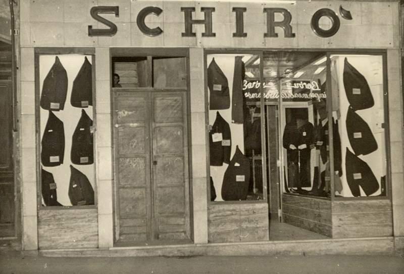 negozio abiti uomo Cagliari