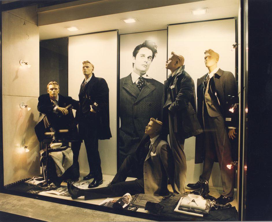 moda uomo Cagliari