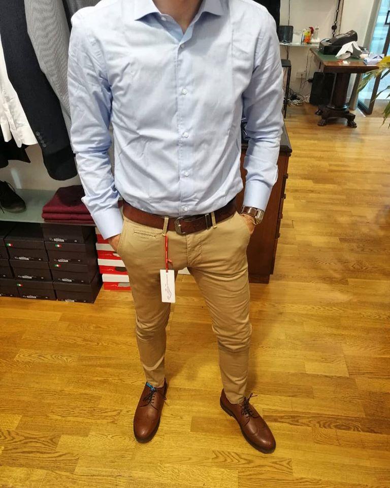 pantaloni uomo eleganti Cagliari
