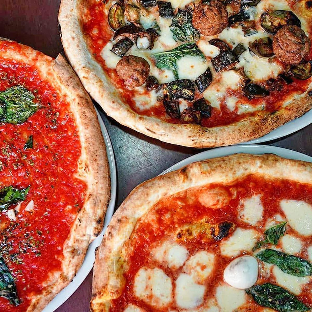 pizza napoletana napoli