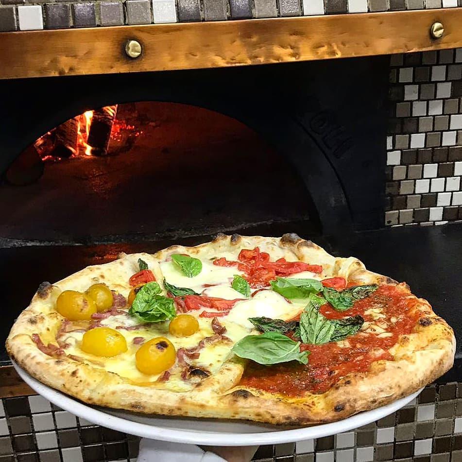 menù turistico napoli pizza