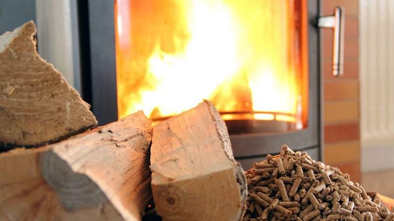 Stufe a pellet e stufe a legna termosfera onifai