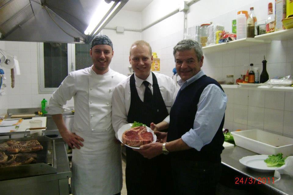 Ristorante specializzato in piatti di carne