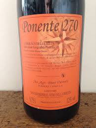 Vino Ponente 270