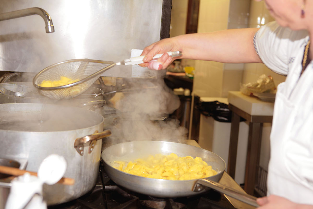 Cucina tipica dell'Emilia Romagna