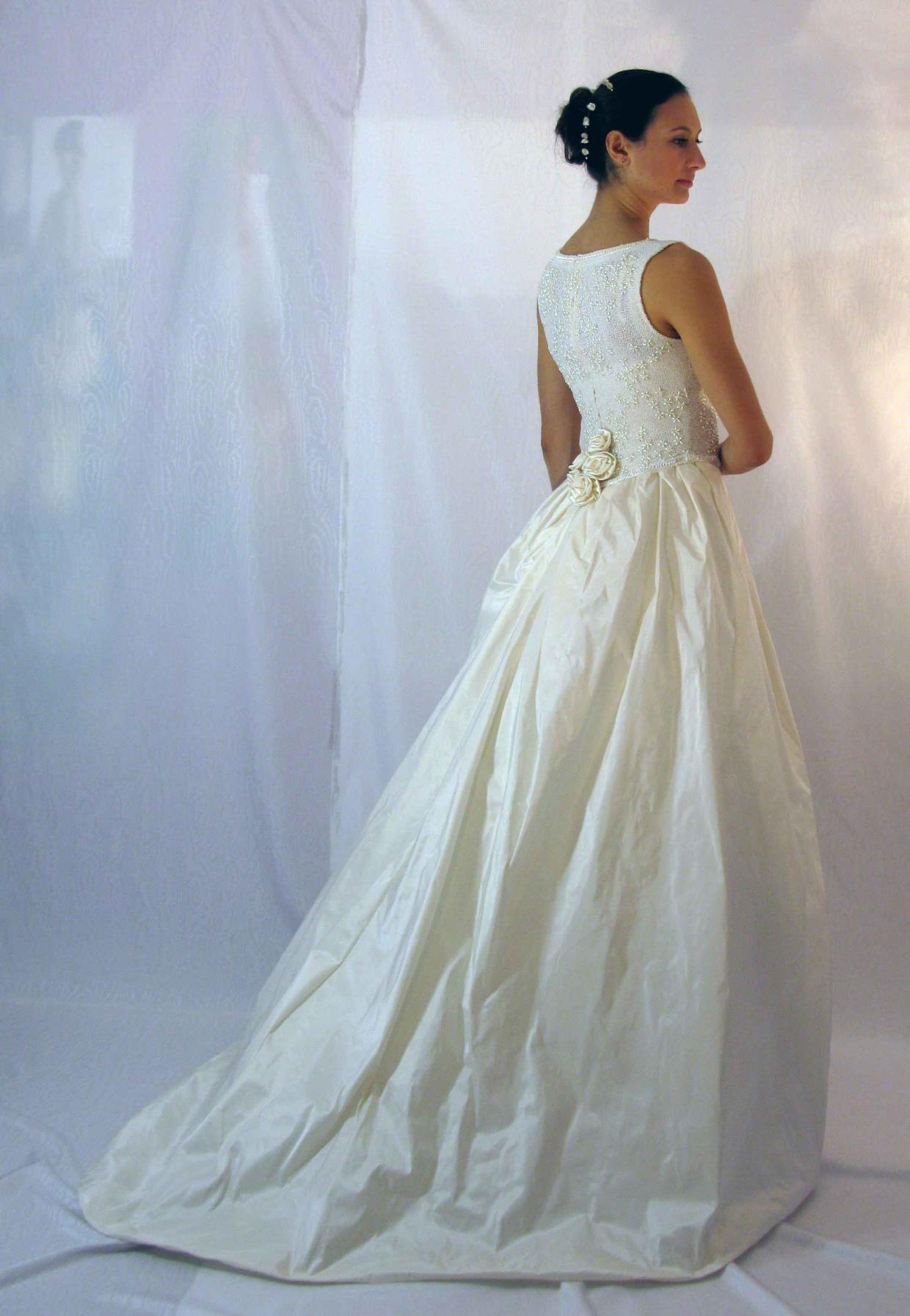 abiti da sposa sartoriali