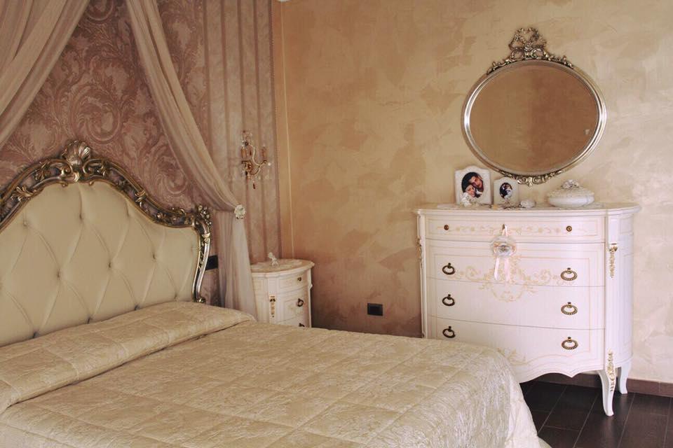 Vendita camera da letto in legno stile classico Legnarte Mobili