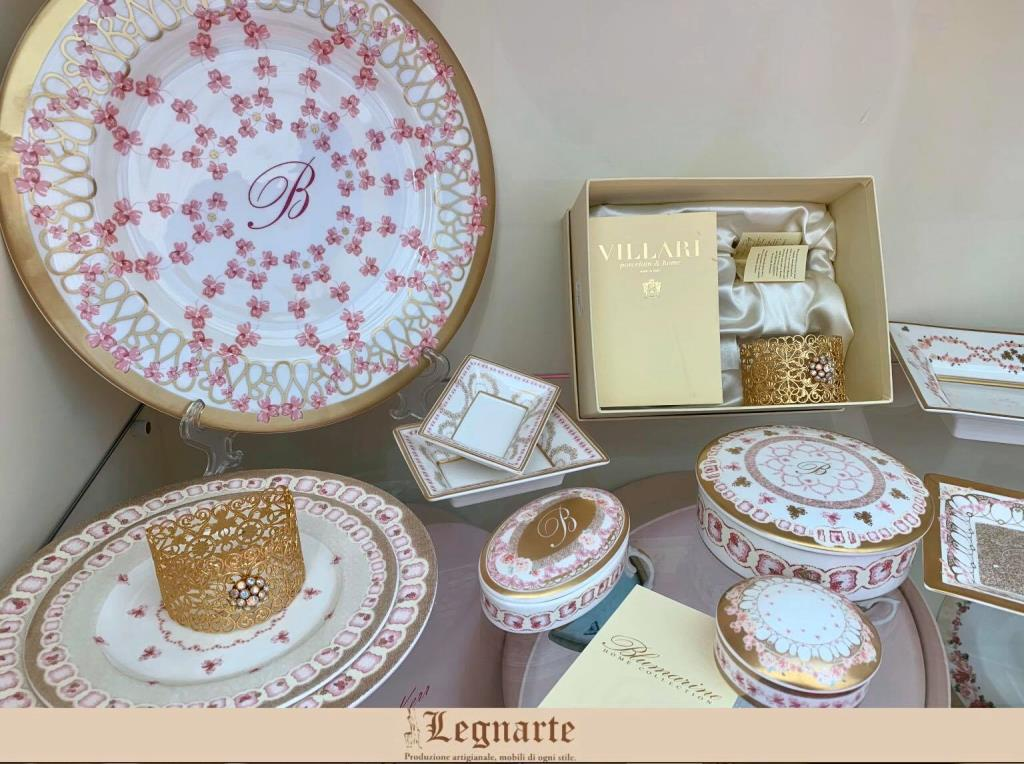 Vendita piatti in ceramica Legnarte Mobili