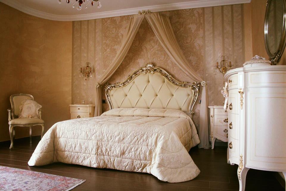 mobili in legno camera da letto