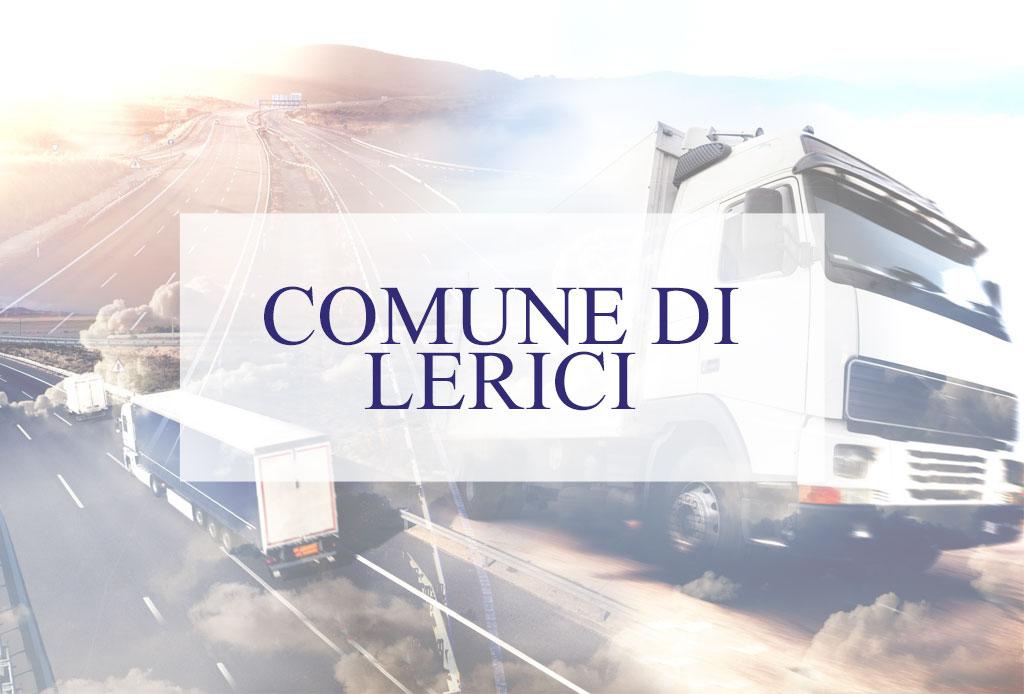COMUNE DI LERICI