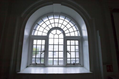 finestre arcate
