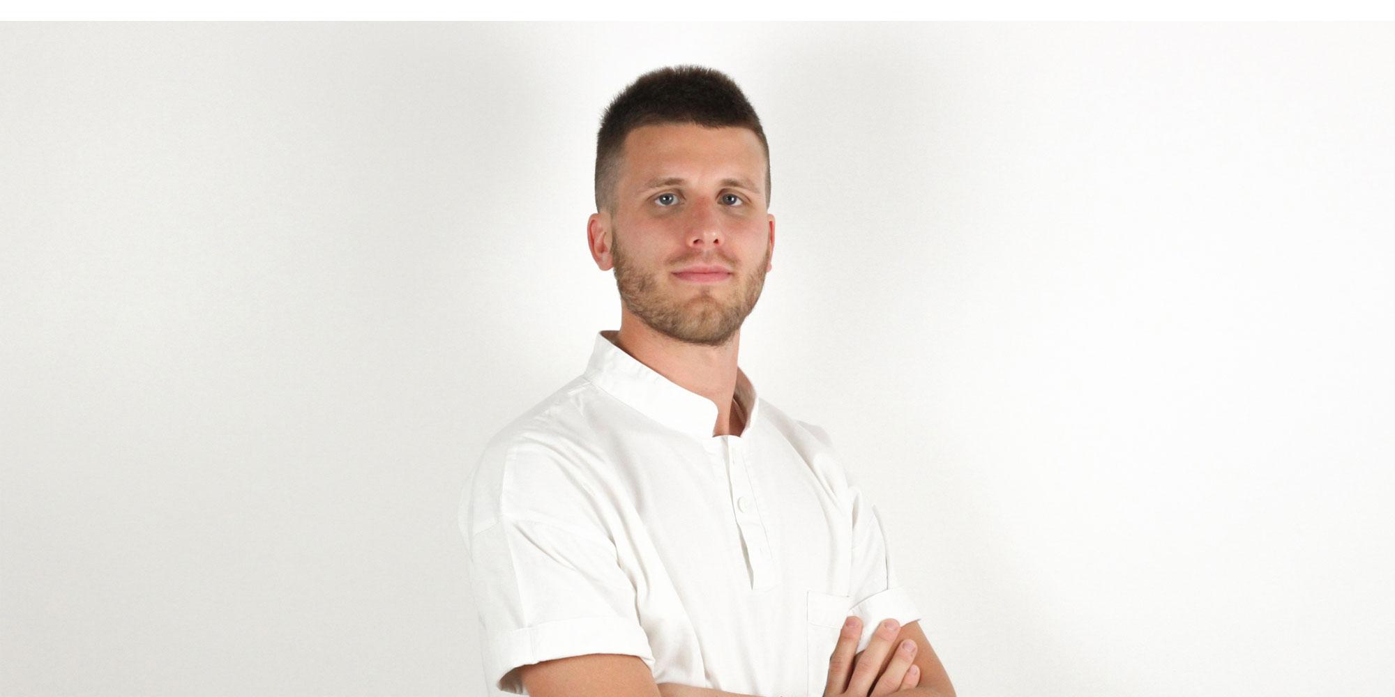 Michele Casero osteopata massoterapista