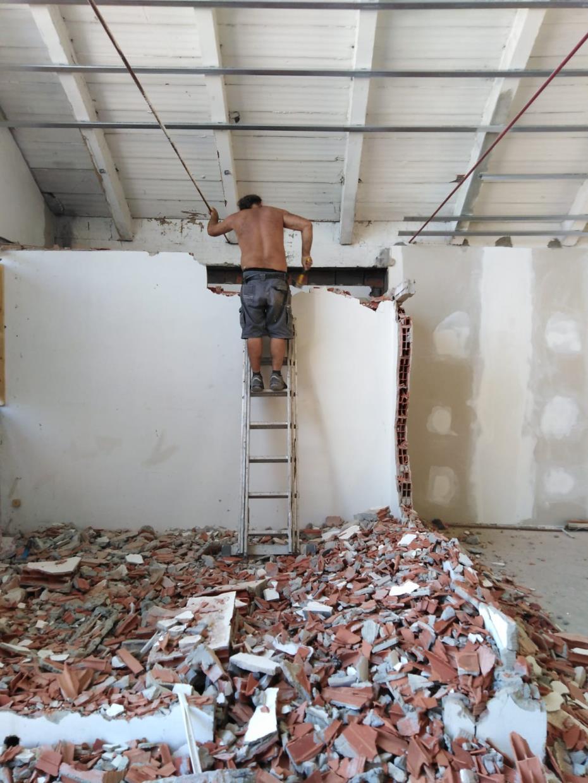 Coibentazione pareti FLO Edilizia Generale e Ponteggi
