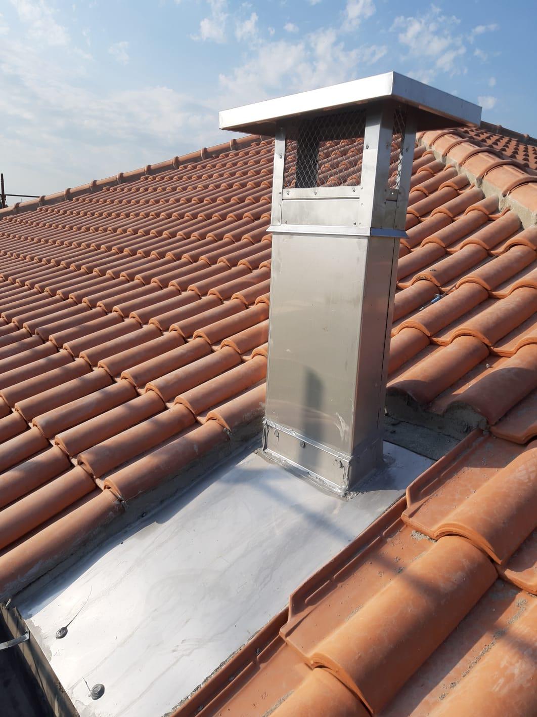 Rifacimento tetti FLO Edilizia Generale e Ponteggi