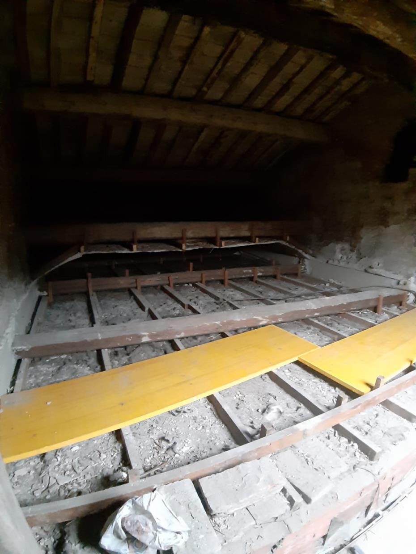 Ristrutturazione tetti in laterizio
