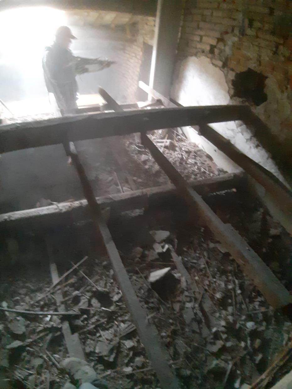 Manutenzione tetti in laterizio