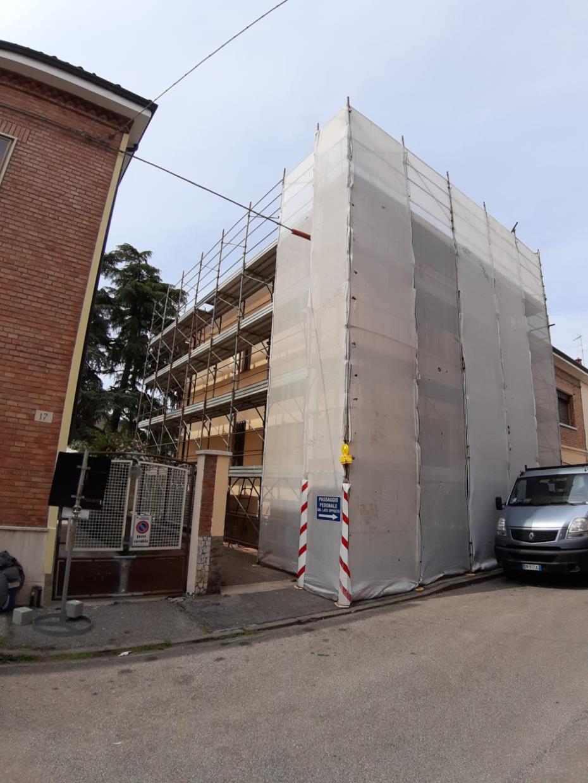Intervento di ristrutturazione edificio