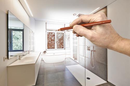 rifacimento bagno linea casa tabaldi milano