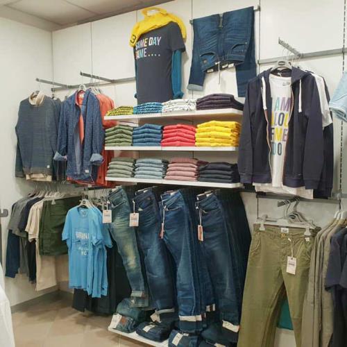 Abbigliamento uomo Villa San Giovanni Reggio Calabria
