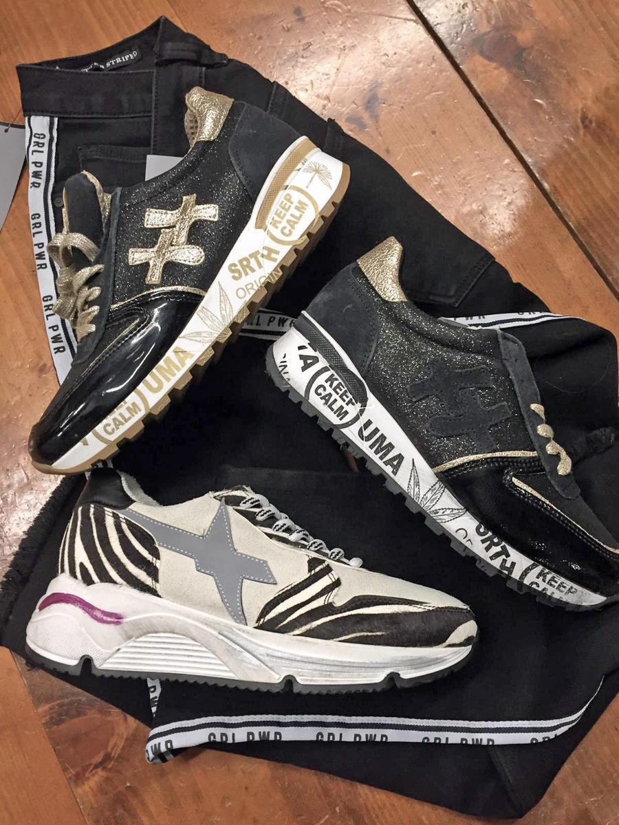 calzature e accessori moda