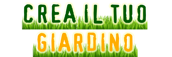 Crea il tuo giardino