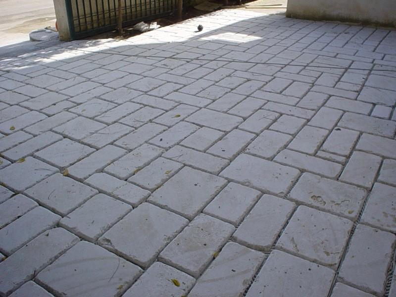 Pietre per pavimentazione lavorazioni e realizzazioni in marmo Manduria Taranto Emme Marmi Srl