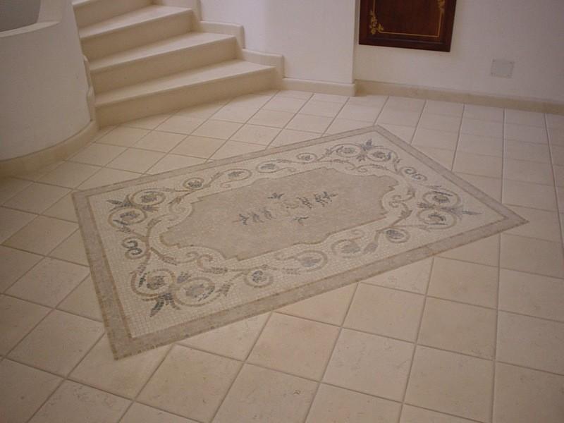 Pavimento in cotto lavorazioni e realizzazioni in marmo Manduria Taranto Emme Marmi Srl