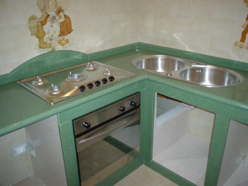Piano cottura marmo lavorazioni e realizzazioni in marmo Manduria Taranto Emme Marmi Srl