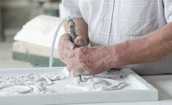 Scolpitura marmo lavorazione del marmo a Pietrasanta Lucca