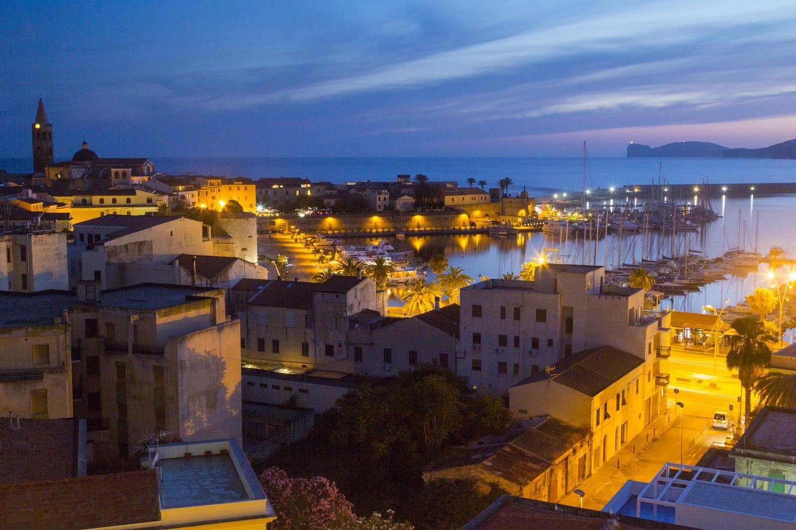 Location  Alghero