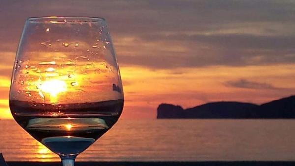 sole e mare e vino